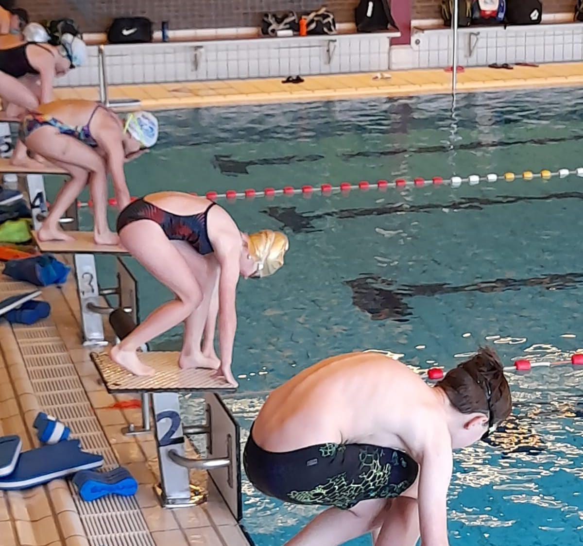 Kom proef-wedstrijdzwemmen!